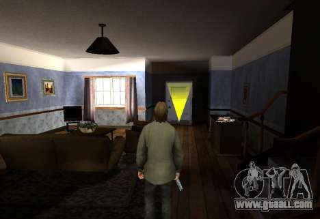 WMYST HD for GTA San Andreas second screenshot