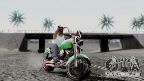 ENBSeries By AVATAR 4.0 Final for GTA San Andreas fifth screenshot