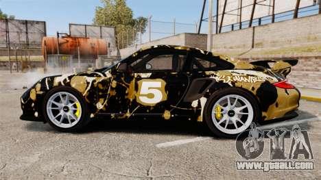 Porsche 911 GT2 RS 2012 BLOB for GTA 4 left view