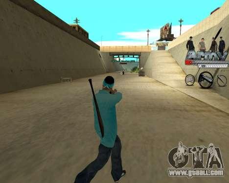 Enlarger range nicks for GTA San Andreas second screenshot
