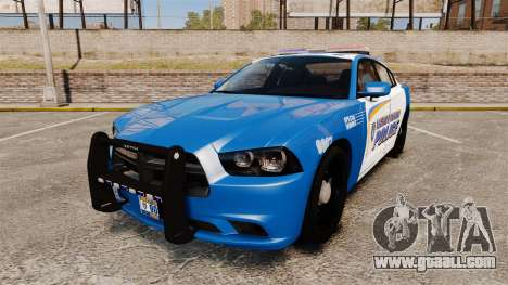 Dodge Charger 2013 Liberty County Police [ELS] for GTA 4