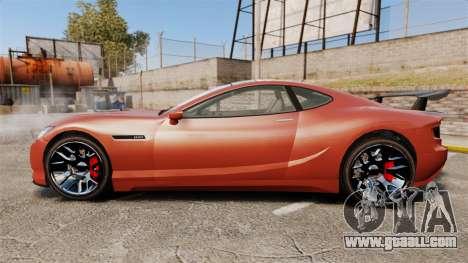 GTA V Hijak Khamelion for GTA 4 left view