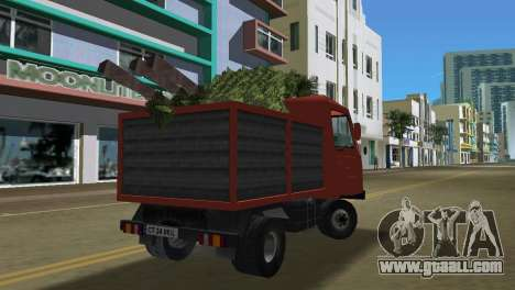 Multicar for GTA Vice City back view