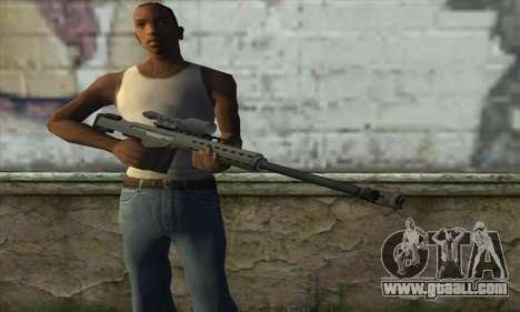 GTA V Heavy sniper for GTA San Andreas third screenshot
