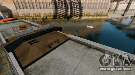 Off-road track v2 for GTA 4 forth screenshot