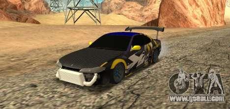 Nissan Silvia S15 Drift Industry for GTA San Andreas