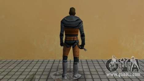 Gordon Freeman for GTA Vice City second screenshot