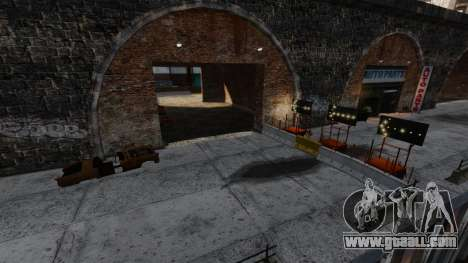 Off-road track v2 for GTA 4 sixth screenshot