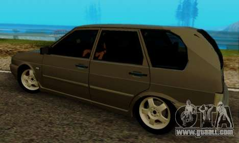 VAZ 2115 Estate for GTA San Andreas right view