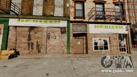 Updated pub for GTA 4