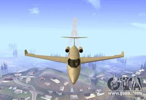 Air traffic realism 1.0 for GTA San Andreas third screenshot
