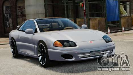 Dodge Stealth Turbo RT 1996 for GTA 4