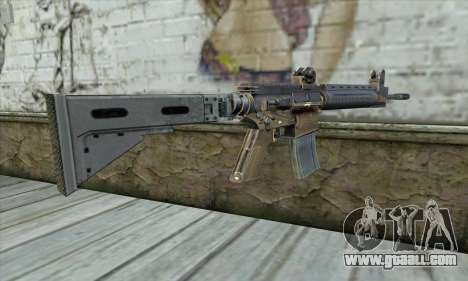 M4A1 из S.T.A.L.K.E.R. for GTA San Andreas second screenshot