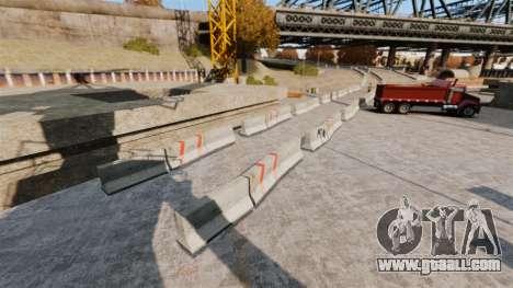 Off-road track v2 for GTA 4