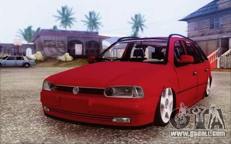 Volkswagen Parati SPS Club for GTA San Andreas