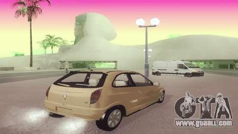 Suzuki Fun for GTA San Andreas back left view