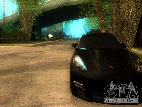 New Grove Street v2.0 for GTA San Andreas third screenshot