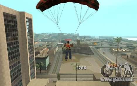 Change range rendering for GTA San Andreas sixth screenshot