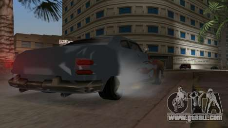 Hermes GTA VCS for GTA Vice City right view