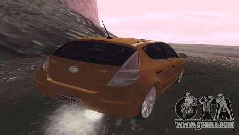 Hyundai i30 for GTA San Andreas back left view