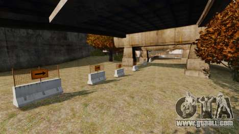 Off-road track v2 for GTA 4 second screenshot