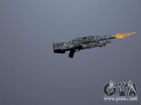 M-86 Sabre v.2 for GTA San Andreas ninth screenshot