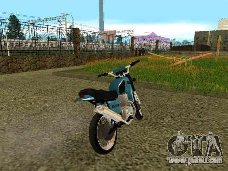 IZH Planeta 5 for GTA San Andreas right view