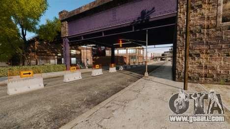 Off-road track v2 for GTA 4 seventh screenshot
