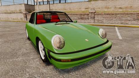 Porsche 911 Targa 1974 for GTA 4