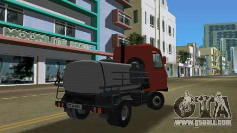 Multicar for GTA Vice City upper view