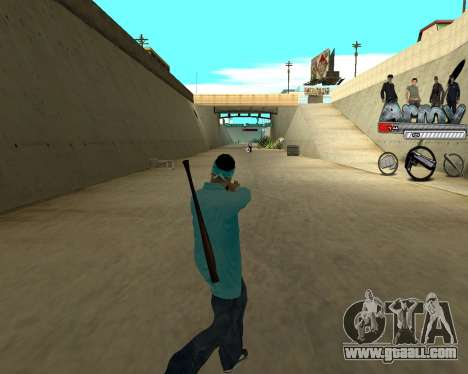 Enlarger range nicks for GTA San Andreas