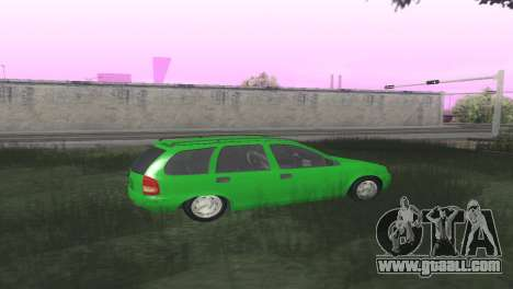 Chevrolet Corsa Wagon for GTA San Andreas right view