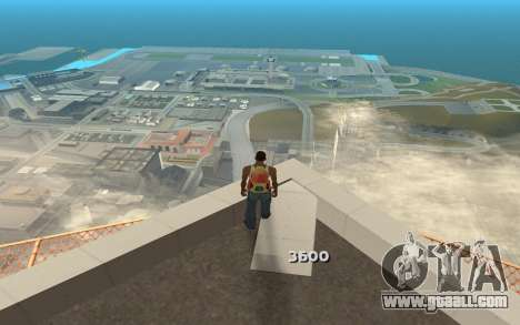 Change range rendering for GTA San Andreas forth screenshot
