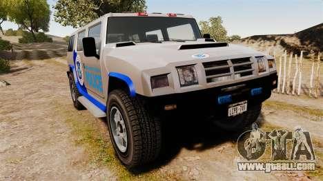 Patriot Police v2.0 for GTA 4