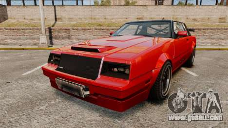 Faction Drift for GTA 4