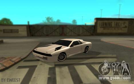 Elegy By Eweest v0.1 for GTA San Andreas