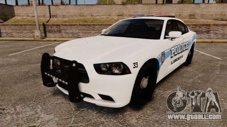 Dodge Charger 2013 Liberty Police [ELS] for GTA 4
