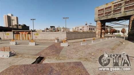 Off-road track v2 for GTA 4 eighth screenshot