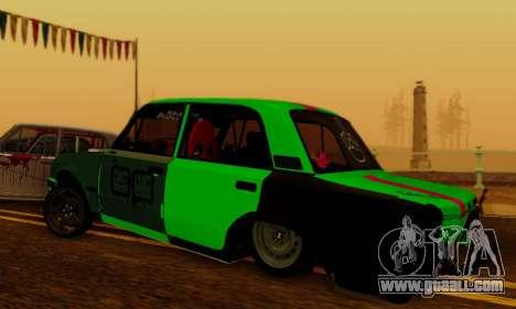BMWAZ for GTA San Andreas left view