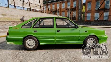 FSO Polonez Caro 1.4 GLI 16V for GTA 4 left view