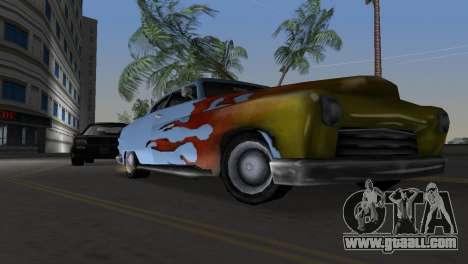 Hermes GTA VCS for GTA Vice City back view