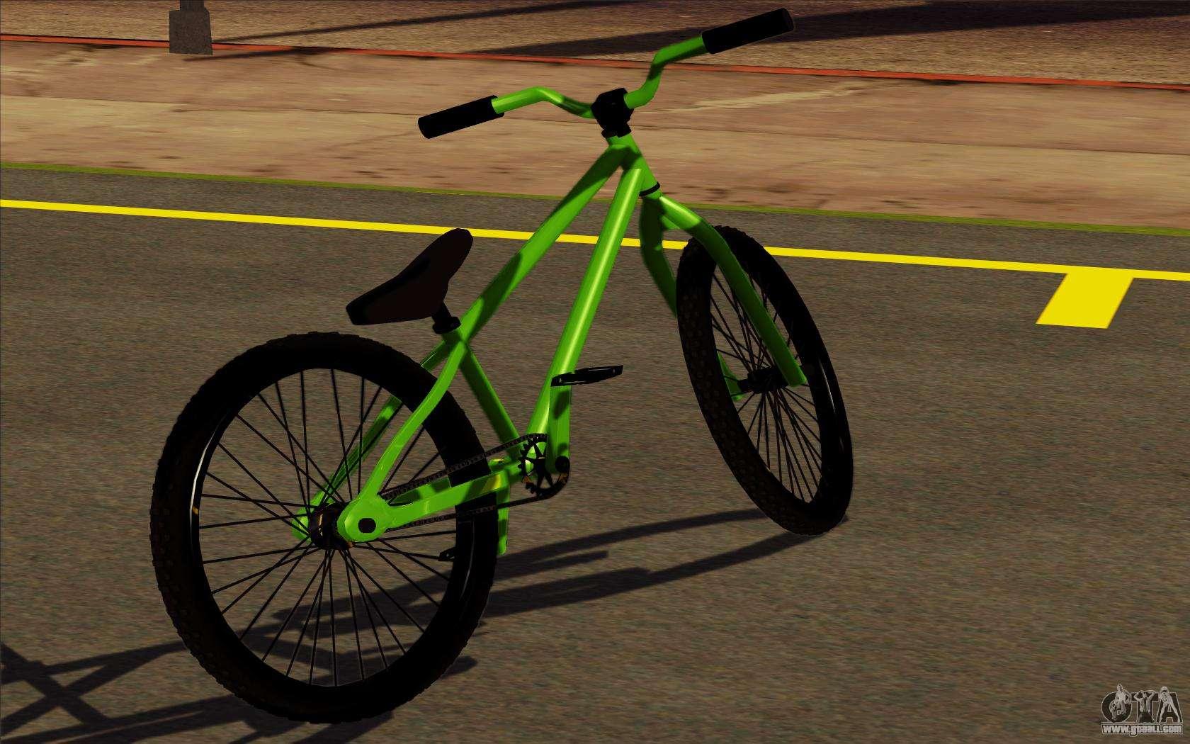 Street Mtb Bike For Gta San Andreas
