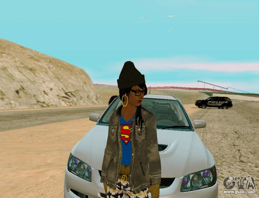how to become superman in gta san andreas pc