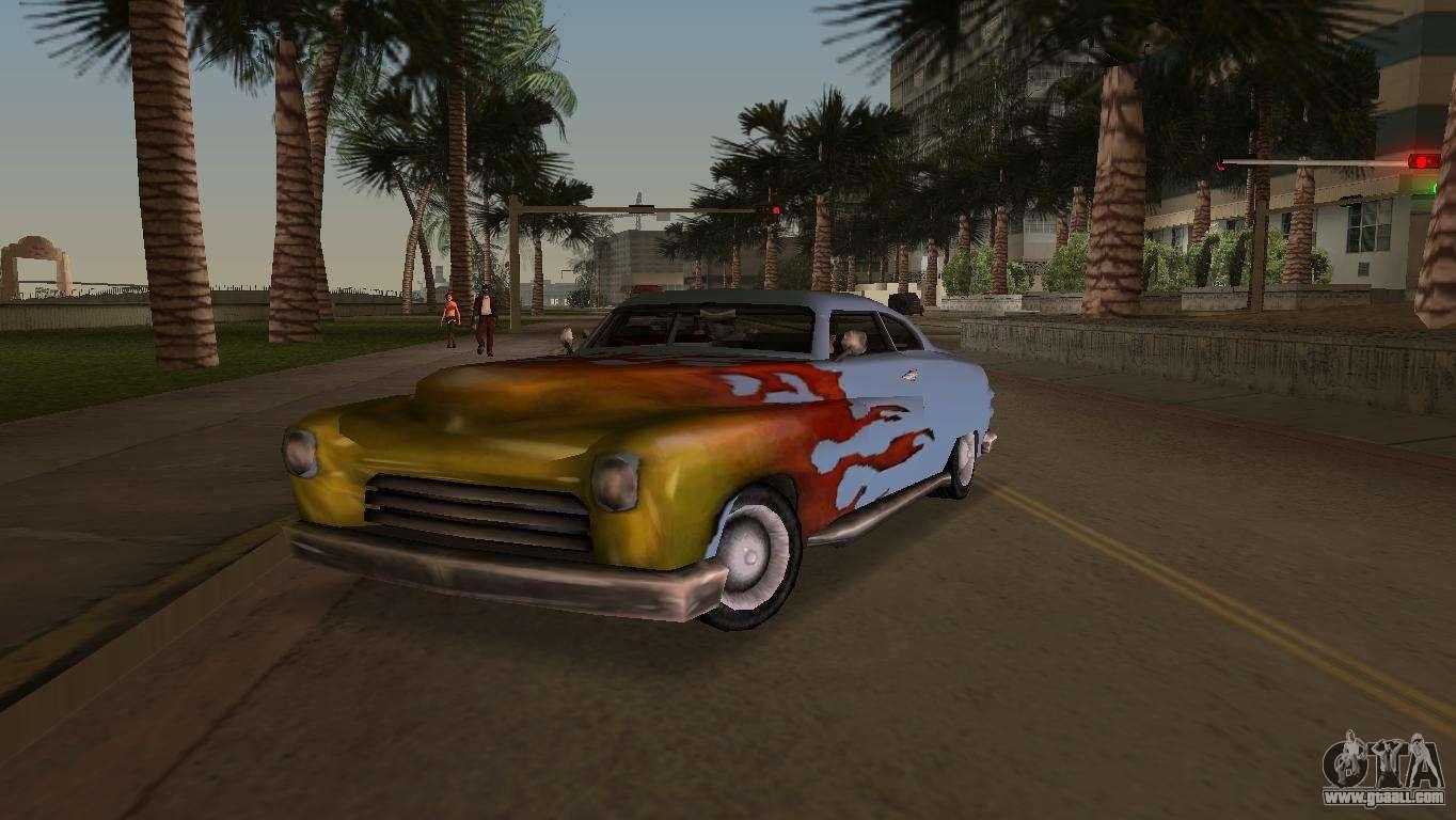 Cuban Hermes Car In Vice City