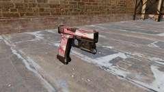 Pistol Glock 20 Urban Red for GTA 4
