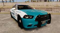 Dodge Charger 2013 Patrol Supervisor [ELS] for GTA 4