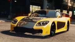 Mazda RX7 Veilside V8