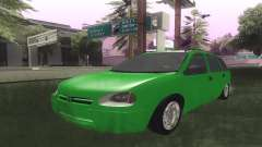 Chevrolet Corsa Wagon for GTA San Andreas
