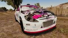 Peugeot 307 WRC The Idolmaster Cinderella Girls
