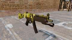 The submachine gun HK MP5